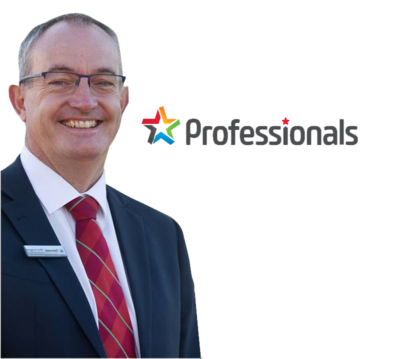 Steve Lovegrove from Professionals