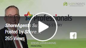 Steve Lovegrove Success Story