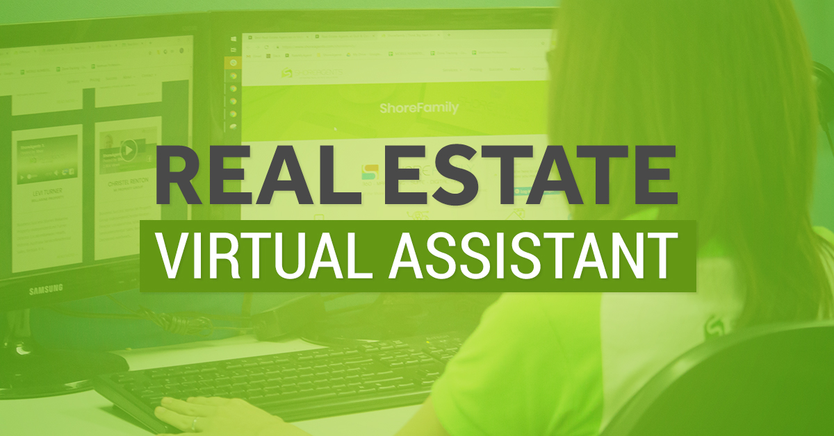Real Estate Virtual Assistant at ShoreAgents