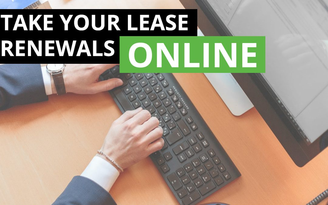 Reduce Internal Overheads by Outsourcing Your Lease Renewals!