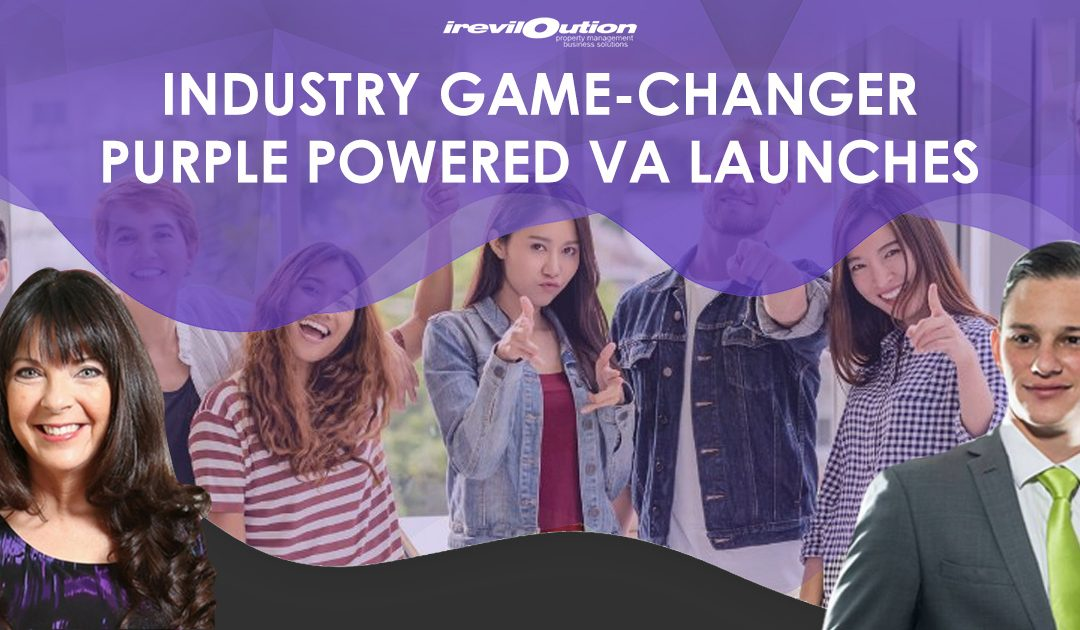 Industry Game Changer 'Purple Powered VA' Launches