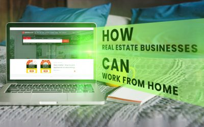 How Real Estate Businesses Can Work From Home