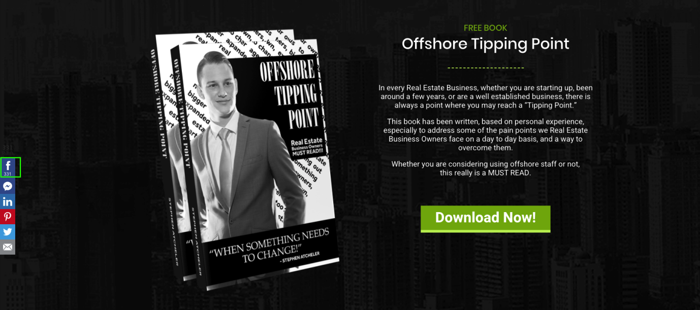 Free Ebook | Offshore Tipping Point
