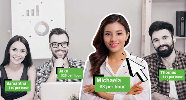 Virtual Assitant Pricing