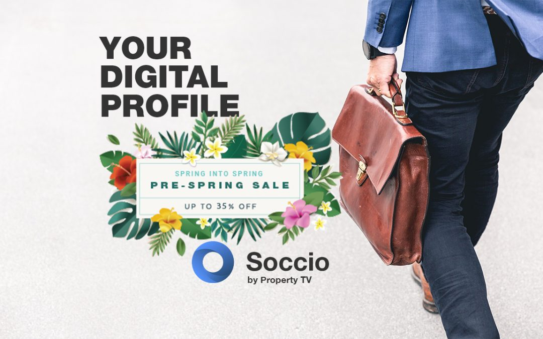 SOCCIO: Successfully Selling Post-COVID-19 (Taking your personal profile to the next level)