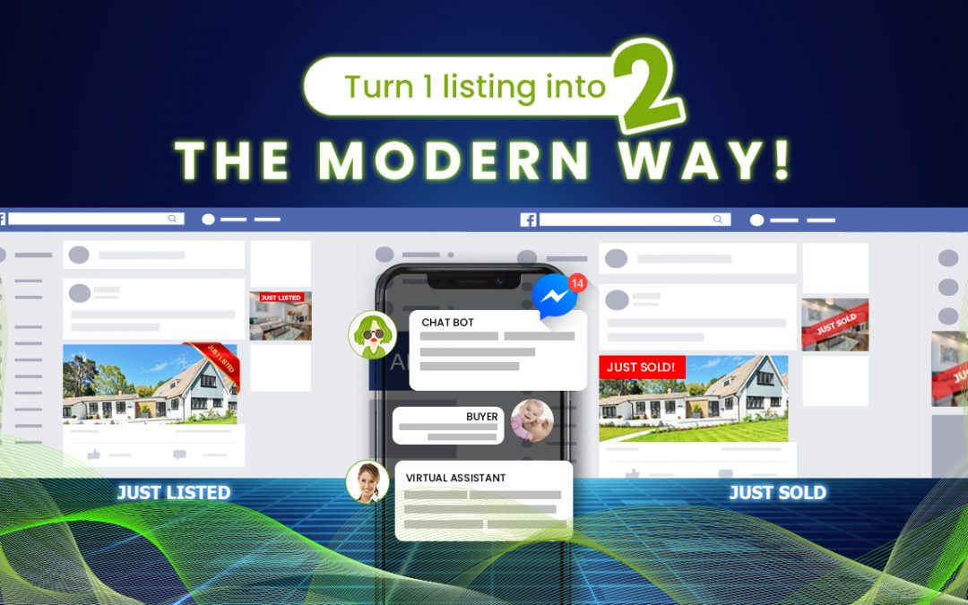 Turn 1 Listing into 2-The Modern Way!