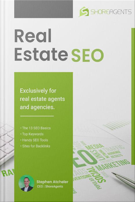 real estate SEO book