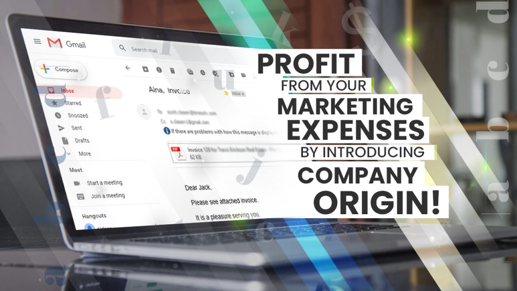 Profit from expenses
